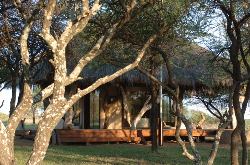 South African safari accommodation
